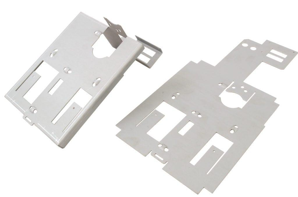 Zincor sheet metal